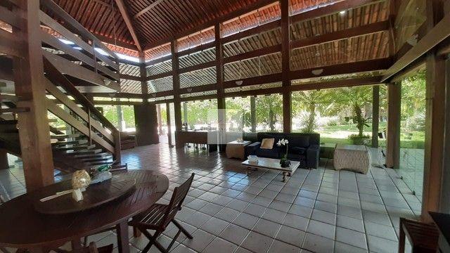 Mansão no Cond Torquato de castro aldeia/598m/ 4 suites/espaço gourmet com piscina/luxo - Foto 12