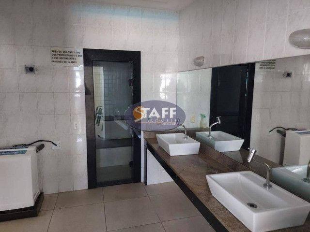 AZ-Apartamento com 3 quartos para alugar, 190 m² - Algodoal - Cabo Frio/R - Foto 11