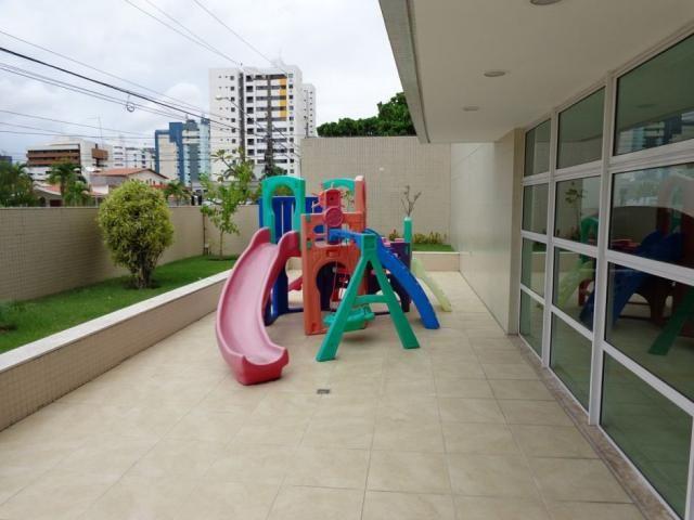 Apartamento para alugar com 3 dormitórios em Tambaú, João pessoa cod:15779 - Foto 20