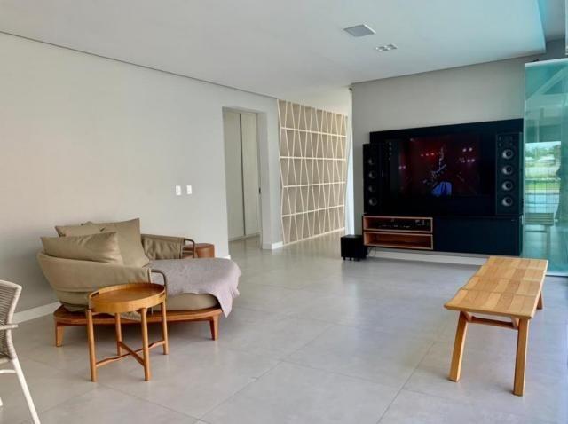 Vendo Excelente Casa LAGUNA 509 m² 4 Quartos 3 Suítes c/ Closets Piscina Aquecida Espaço G - Foto 9
