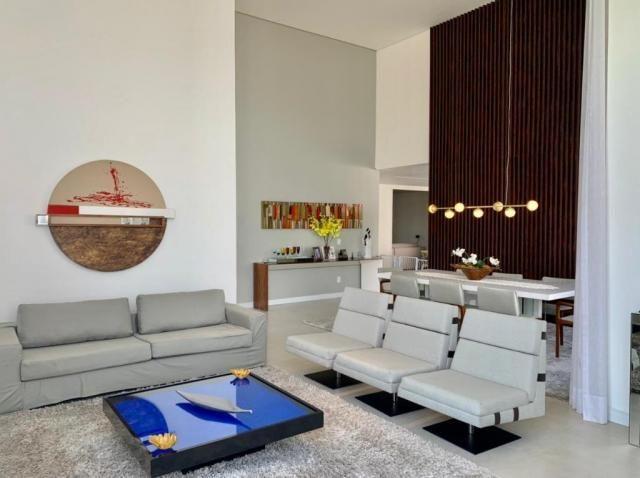 Vendo Excelente Casa LAGUNA 509 m² 4 Quartos 3 Suítes c/ Closets Piscina Aquecida Espaço G - Foto 11