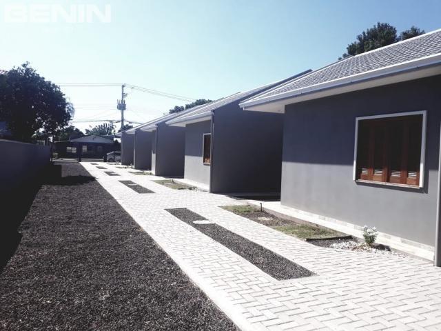 Casa de condomínio à venda com 1 dormitórios em Mathias velho, Canoas cod:15757 - Foto 4
