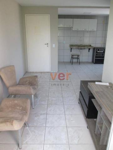 Apartamento para alugar, 62 m² por R$ 700,00/mês - Dias Macedo - Fortaleza/CE - Foto 9