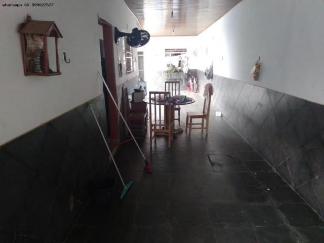Casa para Venda em Cuiabá, Altos do Coxipó, 3 dormitórios, 1 suíte, 2 banheiros, 2 vagas - Foto 3