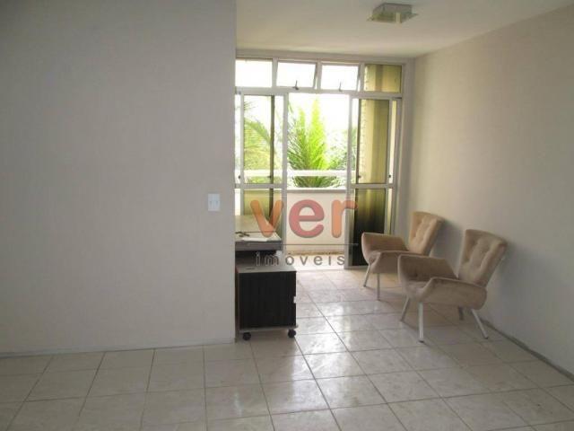 Apartamento para alugar, 62 m² por R$ 700,00/mês - Dias Macedo - Fortaleza/CE - Foto 6