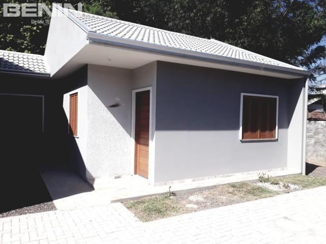 Casa de condomínio à venda com 1 dormitórios em Mathias velho, Canoas cod:15757 - Foto 3