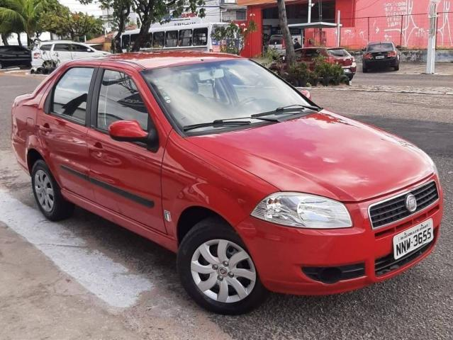 FIAT SIENA 2011/2012 1.0 MPI EL 8V FLEX 4P MANUAL - Foto 6