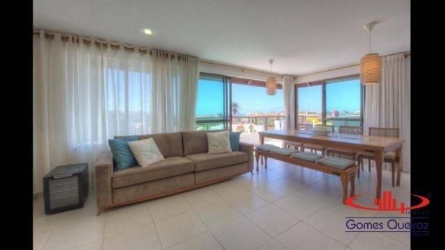 MEDITERRANEE! Apartamento Duplex com 4 dormitórios à venda, 176 m² por R$ 995.000 - Porto  - Foto 14
