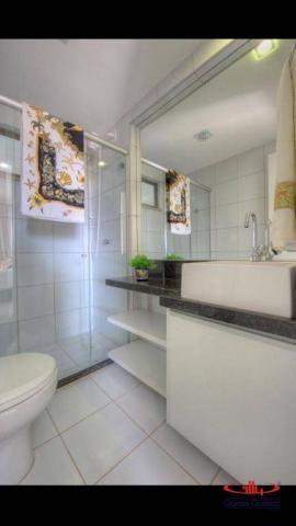 MEDITERRANEE! Apartamento Duplex com 4 dormitórios à venda, 176 m² por R$ 995.000 - Porto  - Foto 17