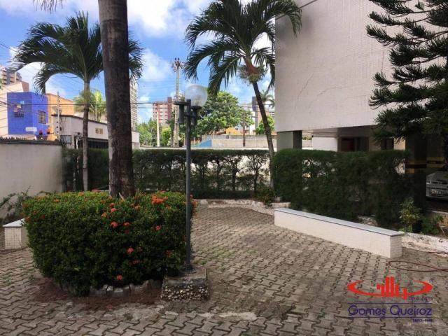 Apartamento com 3 dormitórios para alugar, 129 m² por R$ 1.400/mês - Dionisio Torres - For - Foto 4