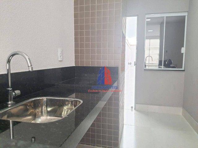 Casa com 3 dormitórios à venda, 119 m² por R$ 437.000,00 - Jardim Santa Rosa - Nova Odessa - Foto 9