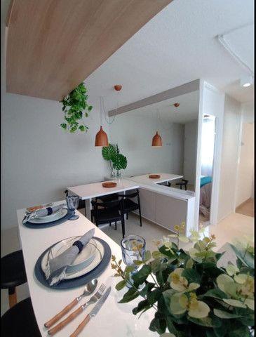 LA- Ato $150 piso Laminado com 02 quartos  - Foto 2