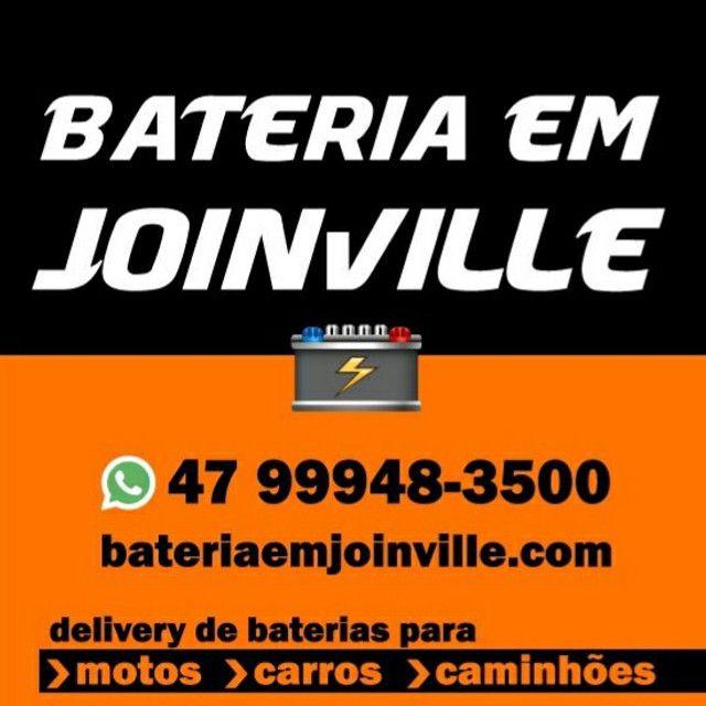 Bateria AC Delco 60ah 300,00 - Foto 2