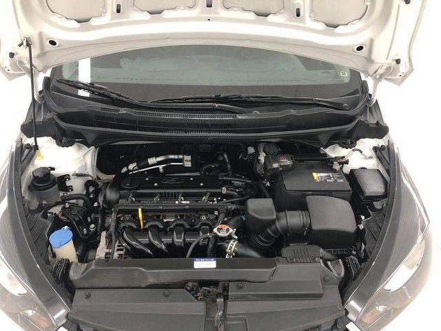 HB20 2019/2019 1.6 COMFORT PLUS 16V FLEX 4P AUTOMÁTICO - Foto 8