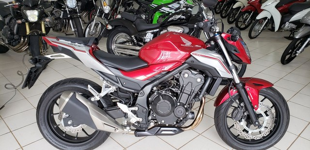 Honda CB 500F 2.200KM