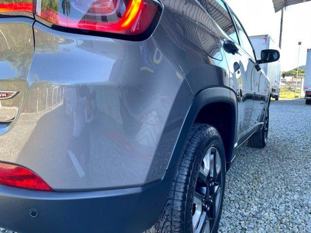 Jeep Compass TrailHawk 2.0 Diesel 4x4 2017 Baixo Km  - Foto 9