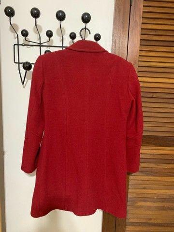 Casaco lã batida Malise - Foto 2