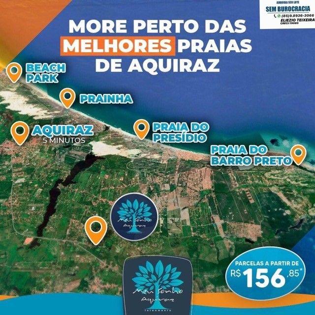 Loteamento Meu Sonho Aquiraz , melhor infraestrutura da região! - Foto 9