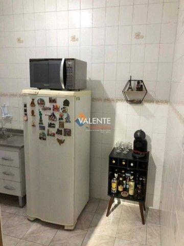 Apartamento com 1 dormitório à venda-por R$ 190.000,00 - Centro - São Vicente/SP - Foto 2