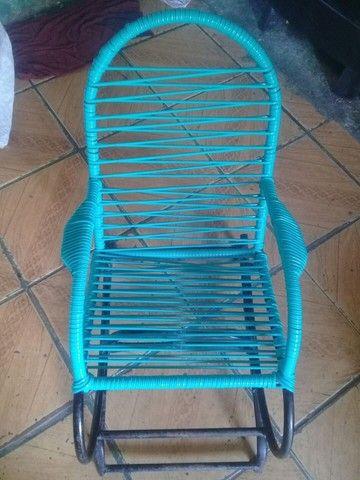 Cadeira de mola infantil  - Foto 2