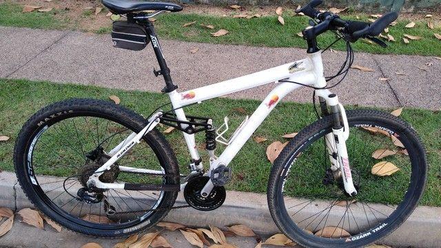 Bicicleta MTB 29 Full Suspension - Foto 5