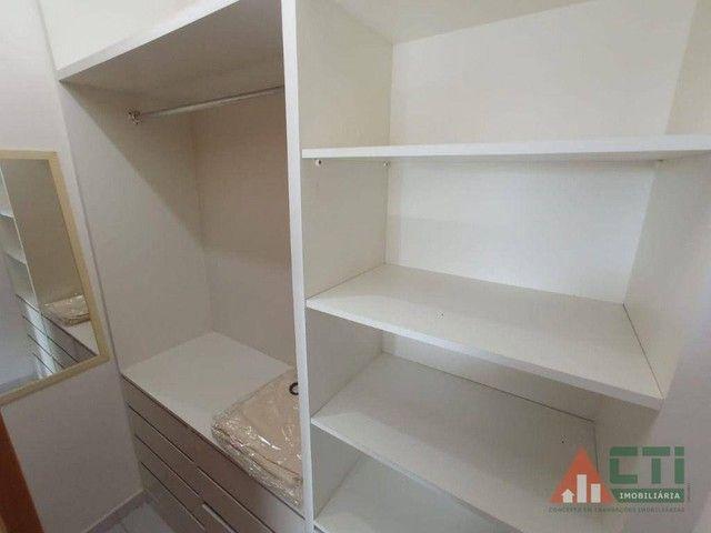 Apartamento com 2 dormitórios para alugar, 56 m² por R$ 1.350,00/mês - Iputinga - Recife/P - Foto 14