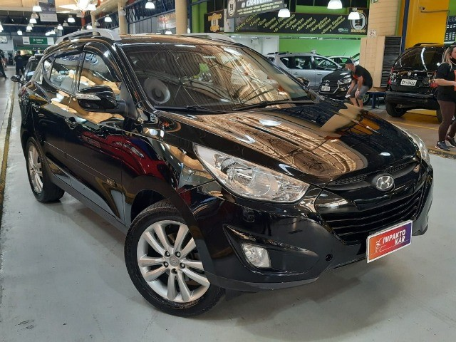 Hyundai iX35 GLS 2.0 Flex Automática - Impecável!