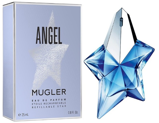 Thierry Mugler Angel Refilável Feminino Edp 25ml Eau de Parfum