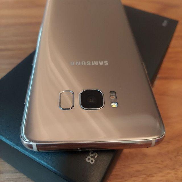 Samsung Galaxy S8 64Gb dourado  - Foto 4