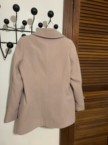 Casaco uruguaio de lã batida - Foto 2