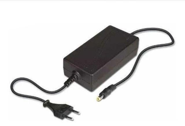 Controladora Controle Fita Led Digital 6803 Rgb com Fonte - Foto 2
