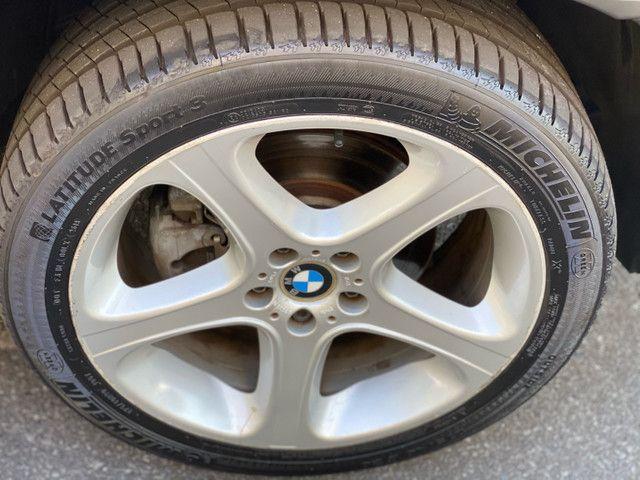 BMW X5 4.4 SPORT  TOP V8 ÚNICO DONO - Foto 19