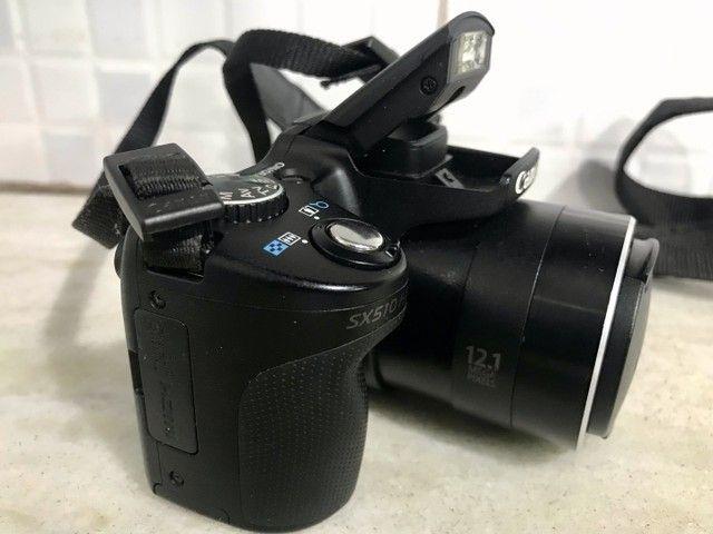 Máquina fotográfica Canon Power Shot SX510 HS - Foto 3