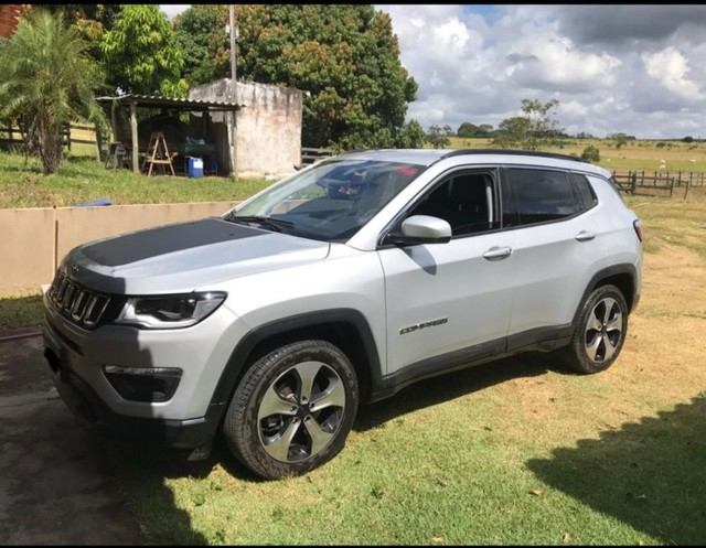 Jeep Compass longitude 2018 2.0 flex - Foto 5