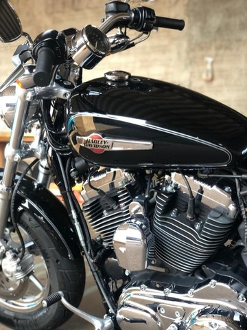 Harley Davidson XL 1200 - Incrível  - Foto 5