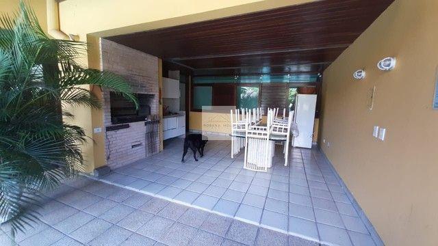 Mansão no Cond Torquato de castro aldeia/598m/ 4 suites/espaço gourmet com piscina/luxo - Foto 4