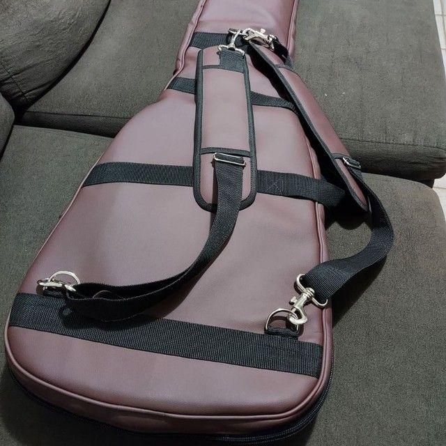 Bag para contra baixo SUPER LUXO  - Foto 4