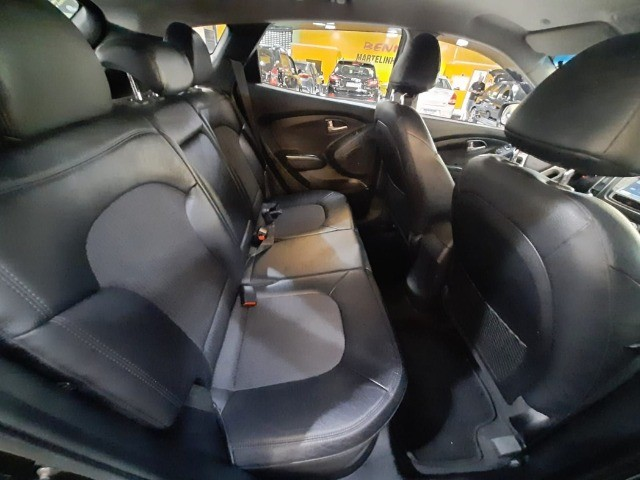 Hyundai iX35 GLS 2.0 Flex Automática - Impecável! - Foto 8