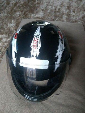 "Vendo capacete infantil ""Novo""  - Foto 3"