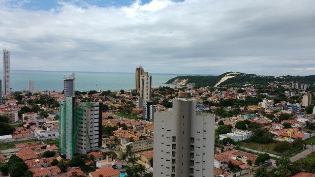Apartamento 3 quartos 92 m2 em Ponta Negra Todos os cômodos vista mar