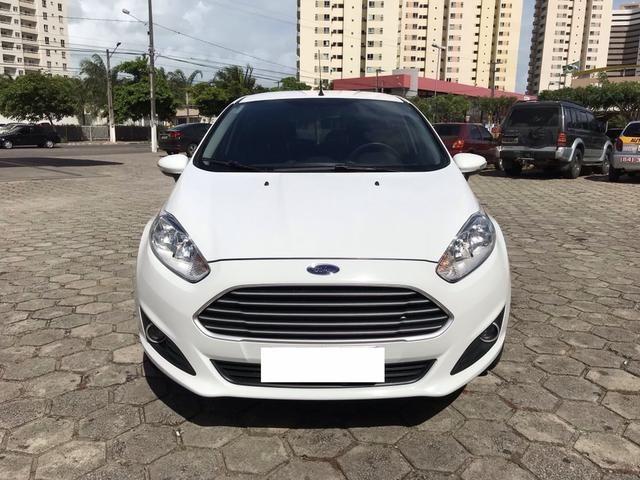 Ford Fiesta 1.6 SE 2016 TOP DE LINHA IMPECÁVEL