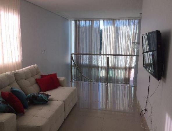 Sobrado 5 Suítes, 374 m² c/ lazer na 303 Sul - Foto 4