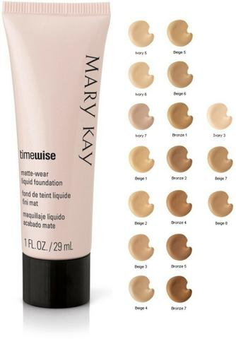 Kit Base Liquida mary Kay