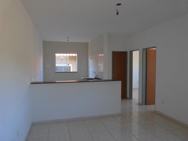 Apartamento de 2 quartos em condomínio fechado á venda na Cidade Ocidental - MCMV - Foto 6