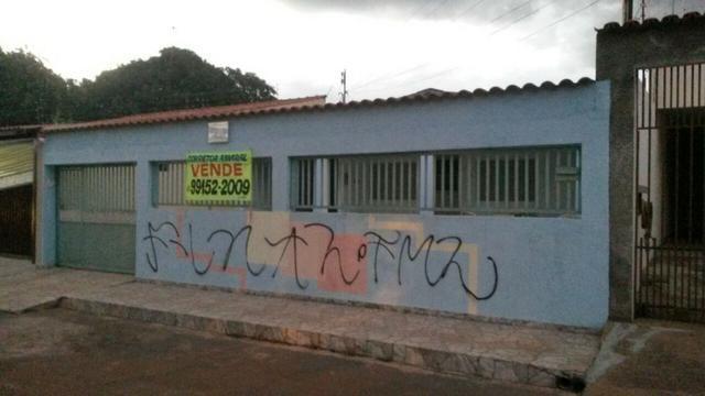 Casa 03 Quartos QD 43 Frente Pistão Sul/ St Leste Gama DF - Foto 5