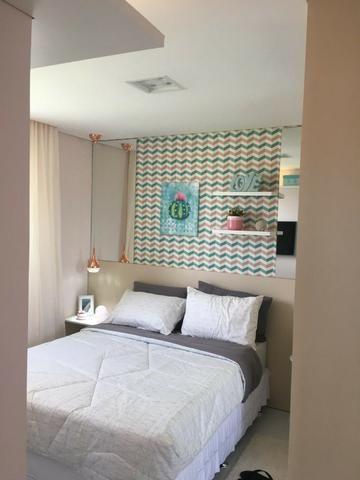 Casa de 2/4 na laje em Condomínio - Região Jardim Cruzeiro e Feira IX - Ent Facilitada - Foto 10