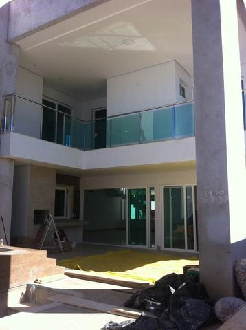 Sobrado 5 Suítes, 374 m² c/ lazer na 303 Sul - Foto 13