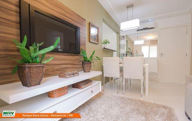 Apartamento - 2 quartos em Parnamirim