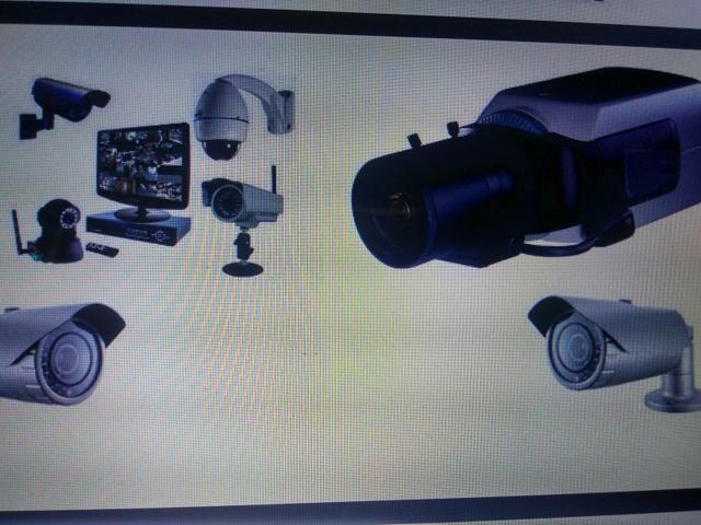 Segurança em primeiro lugar, Instalação de Câmeras de segurança CFTV, Etc