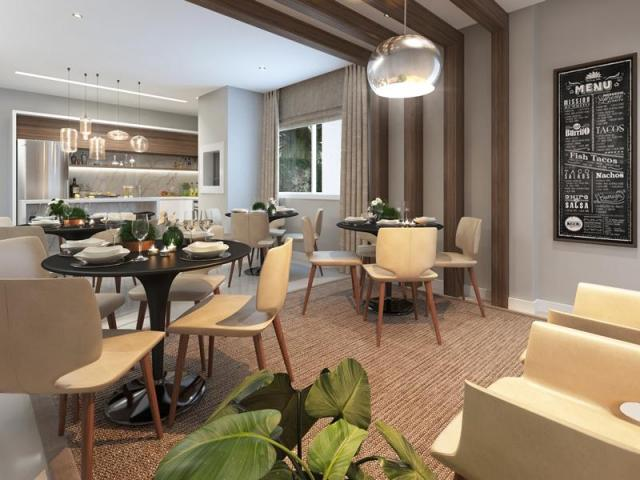 Apartamento com 2 dormitórios à venda, 64 m² por R$ 243.506 - Costa e Silva - Joinville/SC - Foto 7